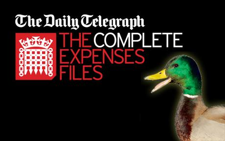 The Complete Expenses Files