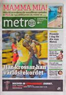 Metro 17 augusti 2009
