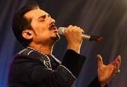 Sångaren Farhad Darya i Afghanistan
