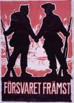 Affisch från Högern 1914