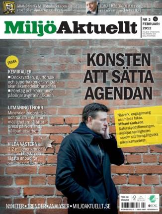 Miljöaktuellt nr 2 februari 2012