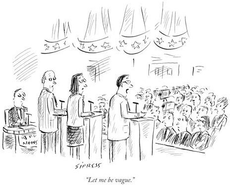 . The New Yorker cartoon..