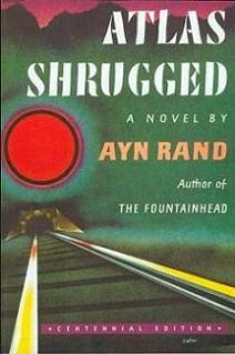 Atlas Shrugged av Ayn Rand