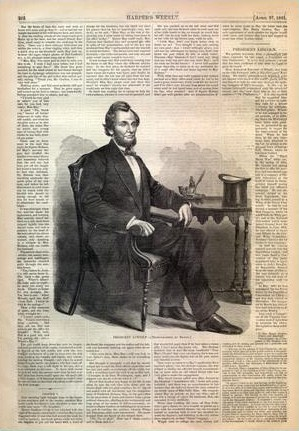 Harper's Weekly, 27 april 1861