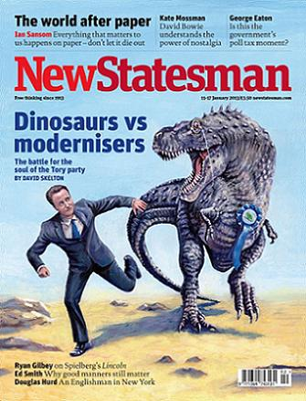 New Statesman 11-17 januari 2013