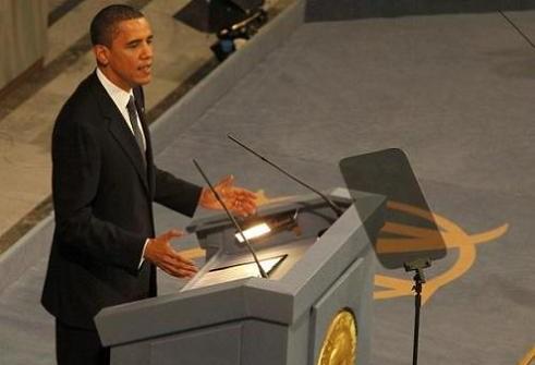 Nobelpriset - Barack Obama i Oslo den