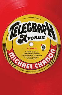 Telegraph Avenue av Michael Chabon