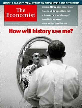 The Economist 19-25 januari 2013
