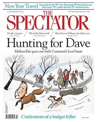 The Specator december 2012