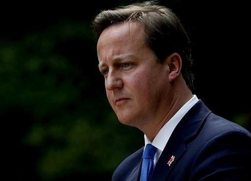David Cameron - Foto Getty Images