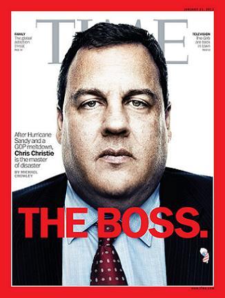 Time, 21 januari 2013
