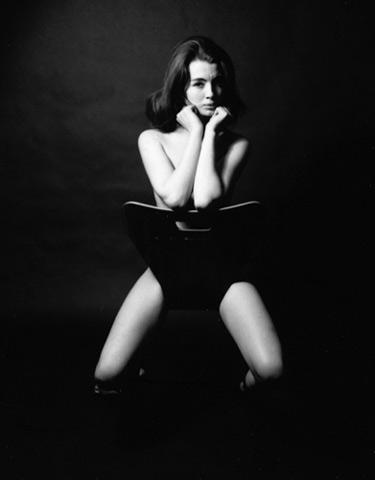 Christine Keeler 1963, Lewis Morley