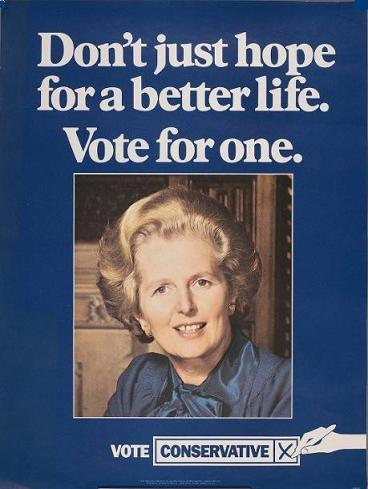 Conservative Party - valaffisch 1979