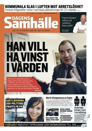 Dagens Samhälle nr 13 2012