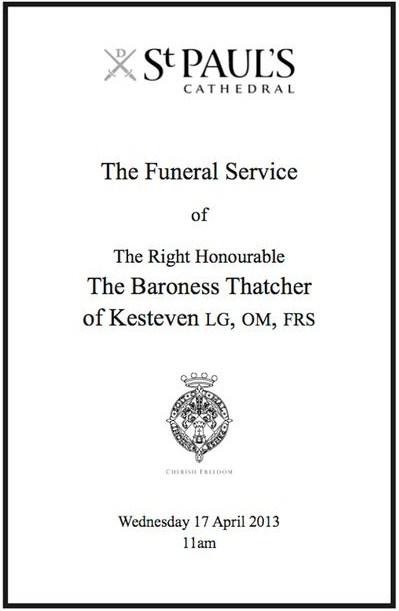 Margaret-Thatcher-funeral-Order-of-service-1833436