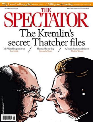 The Spectator, 20 april 2013