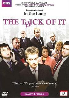 The Thick of It - första säsongen