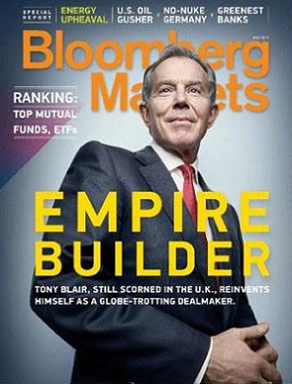 Bloomberg Markets, maj 2013