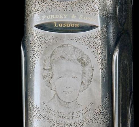 Margaret Thatchers Gun