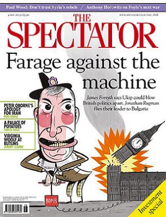 The Spectator den 4 maj 2013