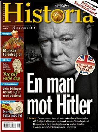 Världens Historia nr 9 2013