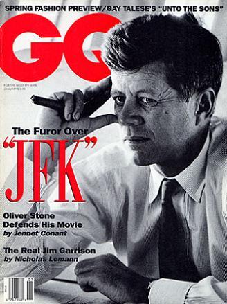GQ januari 1992