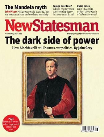 New Statesman 12-18 juli 2013