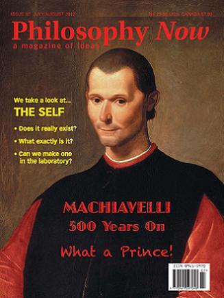 Philosophy Now nr 97 juli-augusti 2013