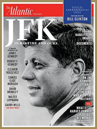 The Atlantic - John F Kennedy commemorative issue 2013