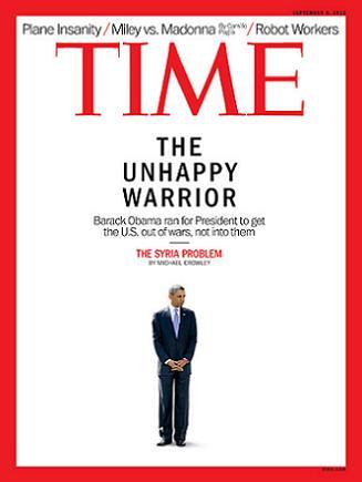 Time 9 september 2013