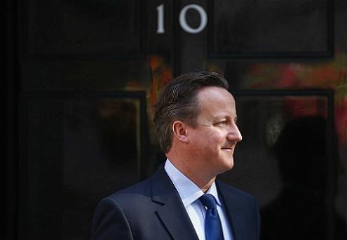 David Cameron--REUTERS Andrew Winning