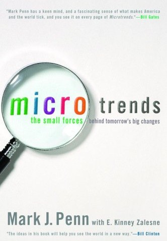 Microtrends av Mark J. Penn