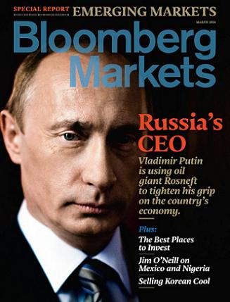 Bloomberg Markets march 2014