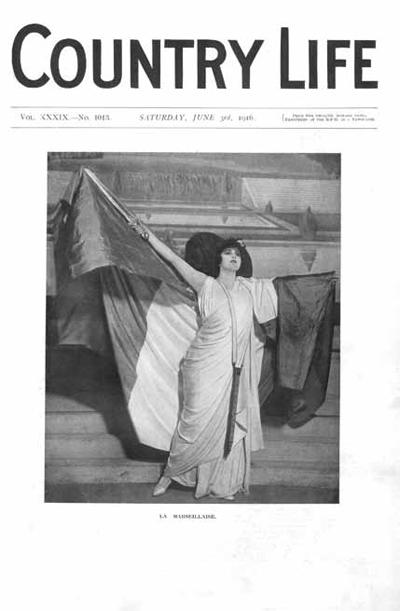 Country Life 3 juni 1916