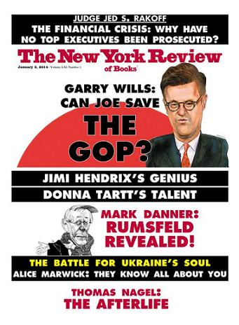 The New York Review of Books January 9 2014 vol 61 nr 1