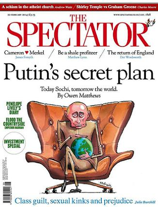 The Spectator 22 February 2014