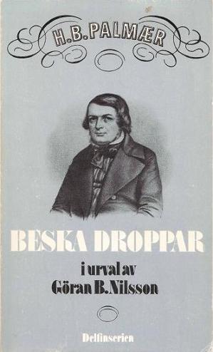 H. B. Palmær Beska droppar