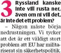 Sydsvenskan 4 maj 2014.