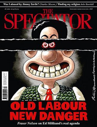 The Spectator 26 april 2014