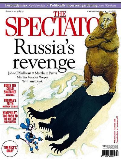 The Spectator 8 mars 2014