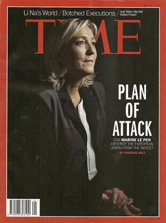 Time - May 26 2014 - European edition