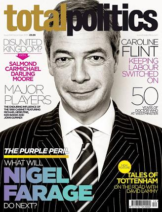 Total Politics Issue 64 December 2014