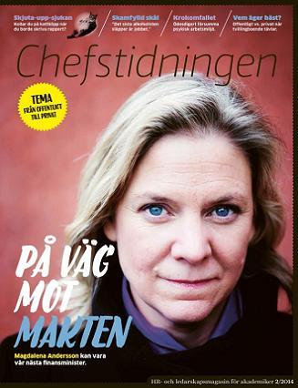 Chefstidningen nr 2 2014