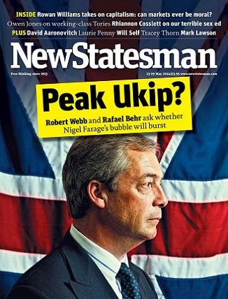 New Statesman 23-29 May 2014