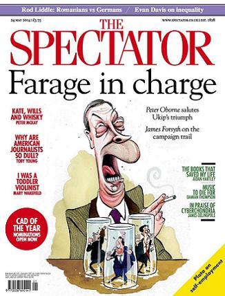 The Spectator 24 maj 2014