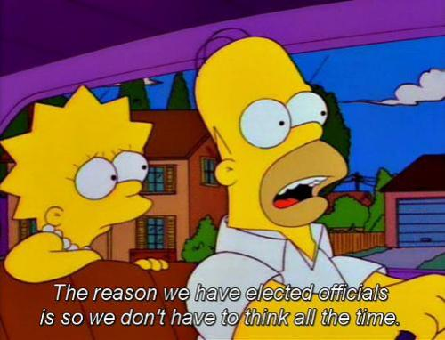 "The Simpsons ""Bart's Comet"" (Season 6, Episode 14)"