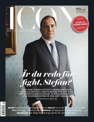 Icon Magazine nr 4 2014