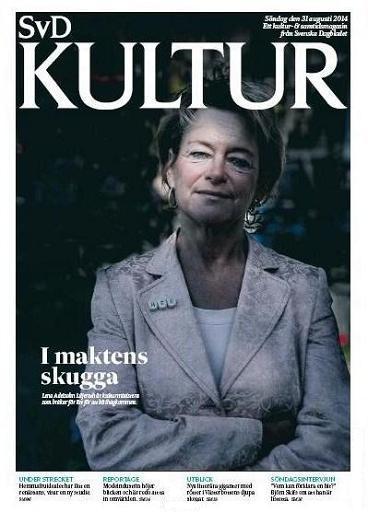 Svenska Dagbladet den 31 augusti 2014