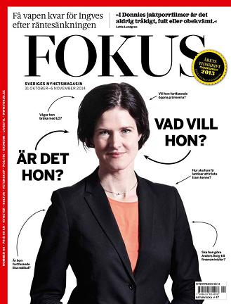 Fokus 31 okt-6 nov 2014
