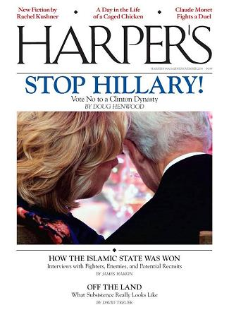 Harper's Magazine November 2014